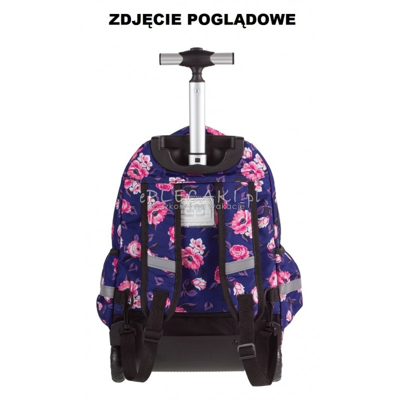 25cc496f77aa Plecak na kółkach Coolpack CP Junior Boho Electra aztec dla dziewczyny