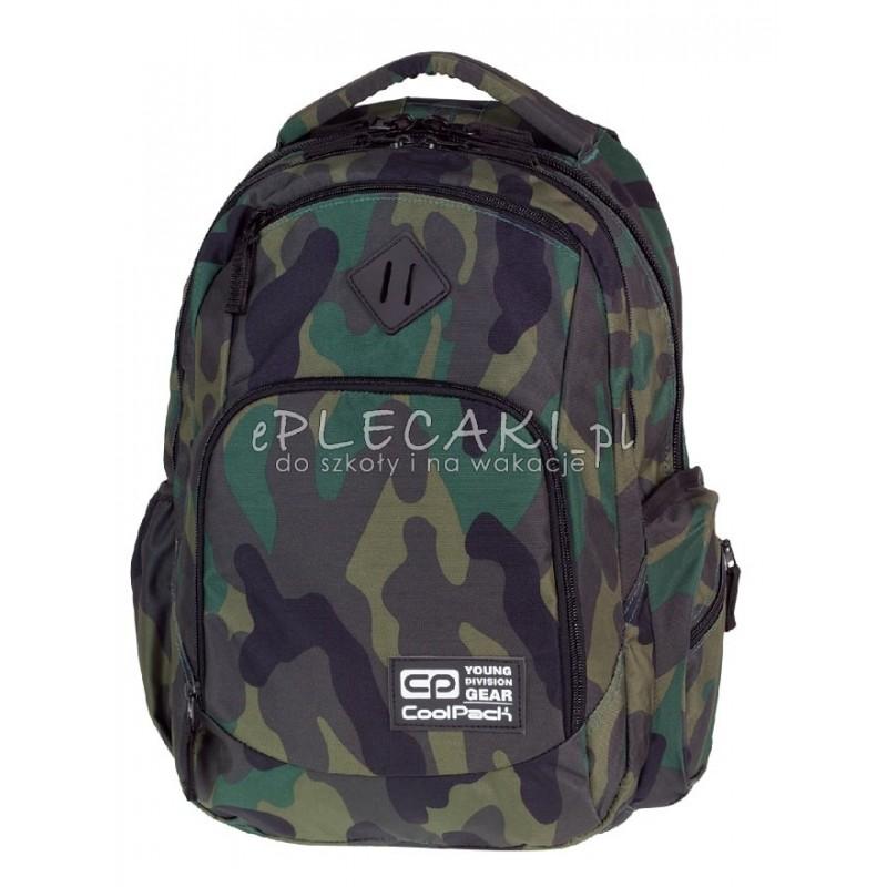 e14bfb60a94fd Plecak młodzieżowy COOLPACK CP - BREAK MORO CAMOUFLAGE CLASSIC 880