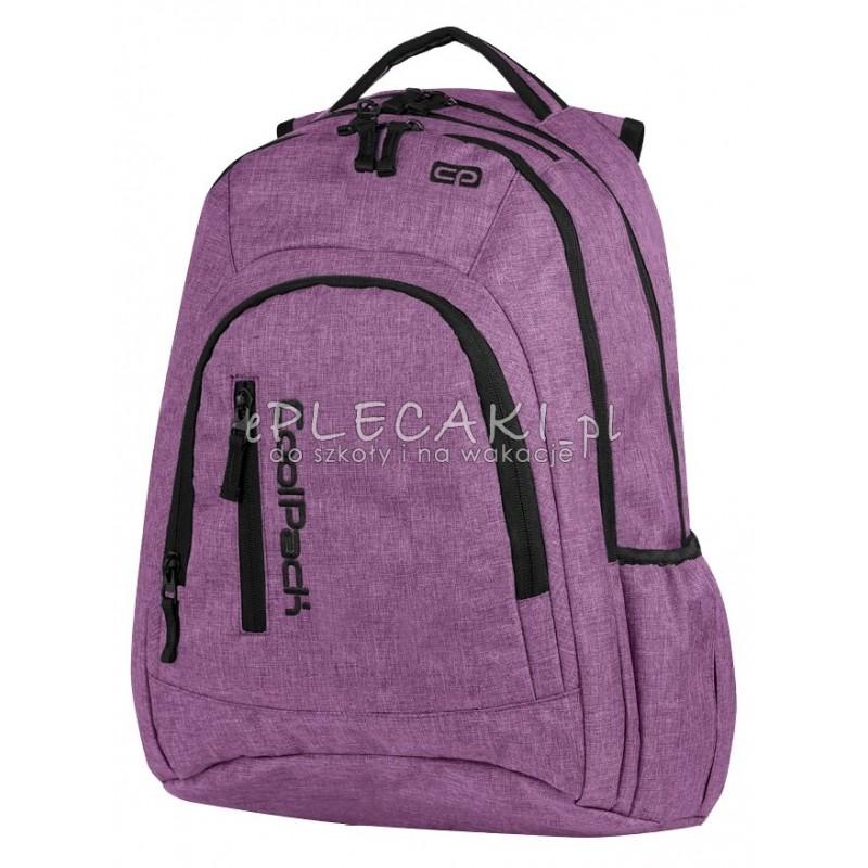 02ff7020f7c1e Plecak szkolny na laptop CoolPack denim Mercator Snow dla dziewczyny