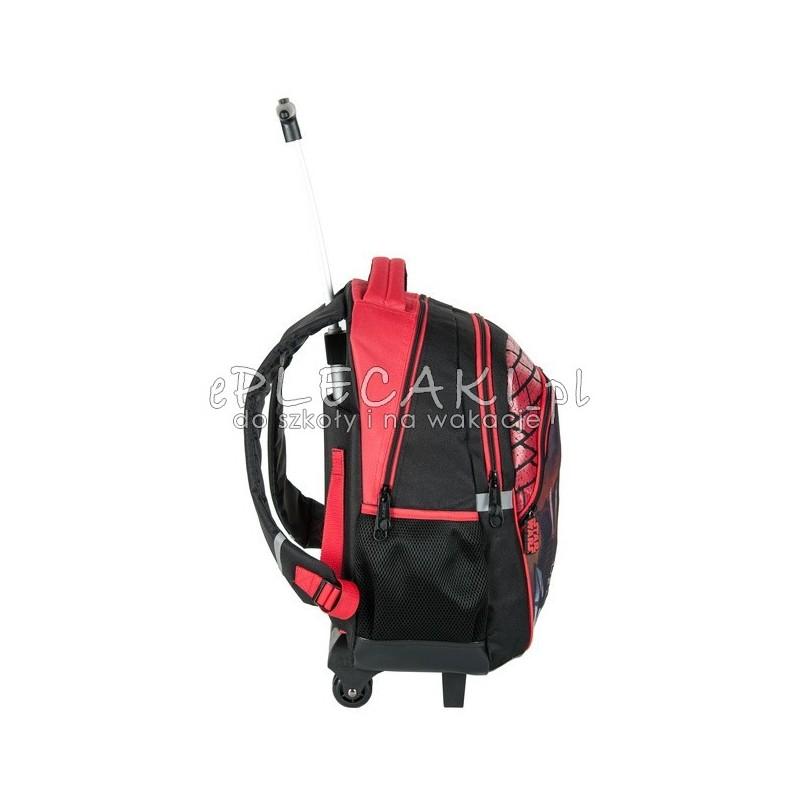 702a862332222 ... Plecak na kółkach Star Wars - Kylo Ren - czarno-czerwwony dla chłopca  ...