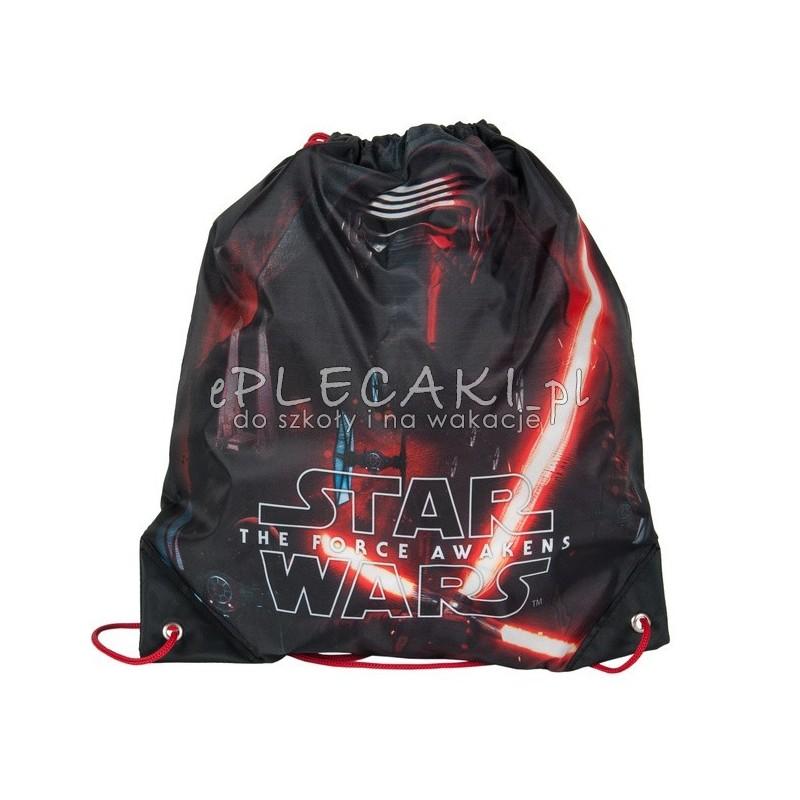 63717a7352e08 Worek szkolne Star Wars - Kylo Ren - ePlecaki do szkoły i na wakacje