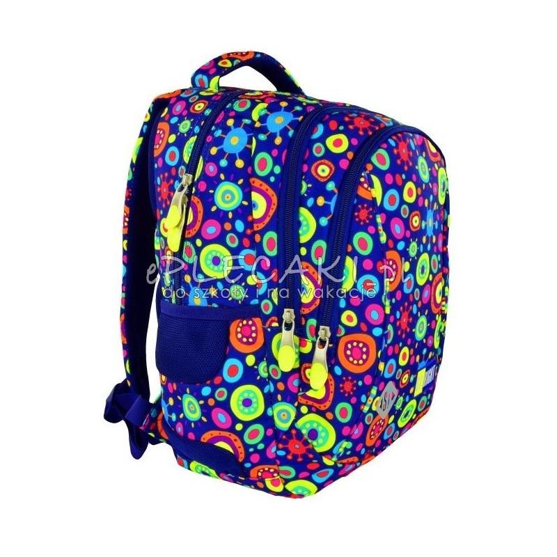 a90e849432607 Plecak do pierwszej klasy ST.RIGHT 26 Jelly cukierki dla dziewczynki