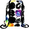 Worek / plecak na sznurkach ST.RIGHT CIRCLES kolorowe kółka