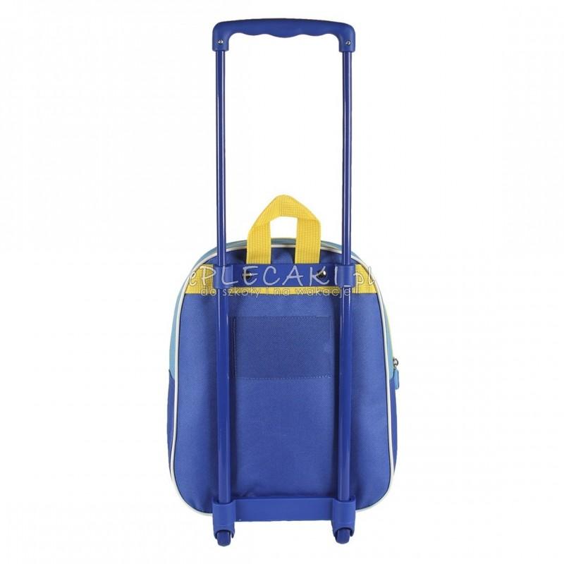 8948bcdde3264 Mała walizka 3D Gdzie jest Dory? dla dziewczynki i dla chłopca