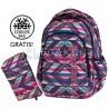 Plecak do klas 1-3 CoolPack CP PRIME PINK MEXICO 1065 dla dziewczynki + GRATIS