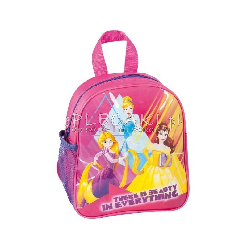 0782d5ccf32f2 Plecaczek Księżniczki Disneya - ePlecaki do szkoły i na wakacje