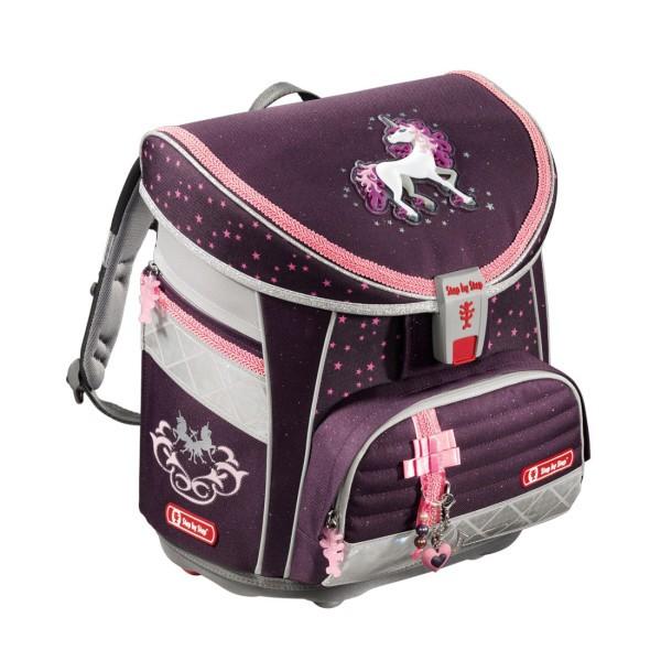 d7ecf181238d2 Tornister szkolny Step By Step Unicorn Jednorożec dla dziewczynki