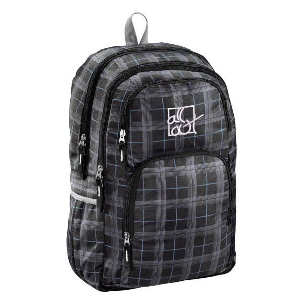 b1e88d0886b03 Plecak młodzieżowy All Out KilKenny Harvest Check dla dziewczyny