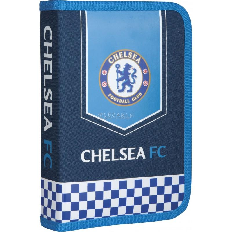7e7e3e3cc Piórnik szkolny z wyposażeniem Chelsea Londyn dla chłopca