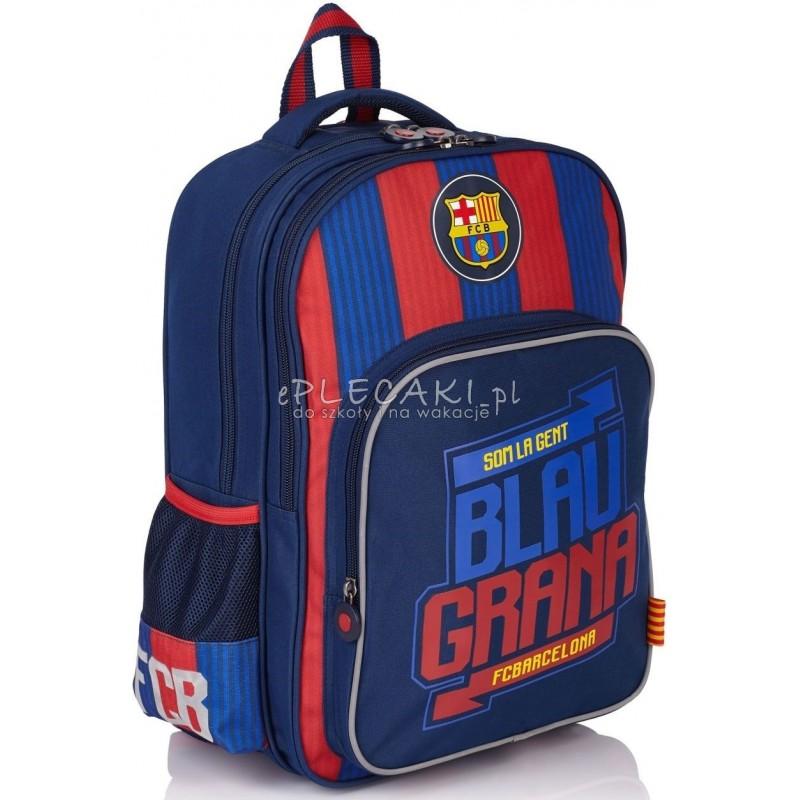 db6c76c4c5b36 Plecak szkolny FC Barcelona dla chłopca - Blaugrana do pierwszej klasy