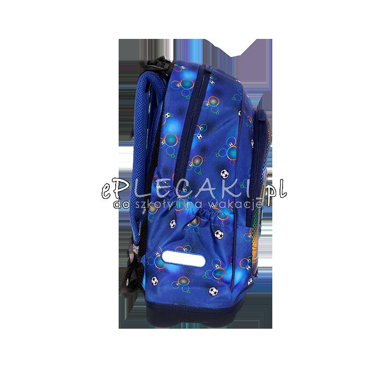 6a36846e47751 Plecak tornister usztywniany Herlitz Bliss Soccer dla chłopca