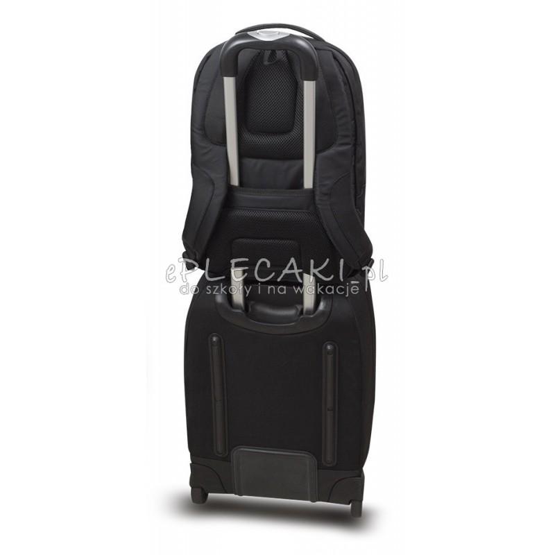 023b9cf14cde2 Plecak biznesowy CoolPack CP Titan Black biznesowy męski czarny