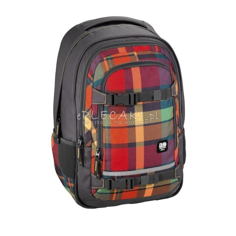 aa073afa75a64 Plecak szkolny SELBY kolor: woody orange HAMA - ePlecaki do szkoły i ...
