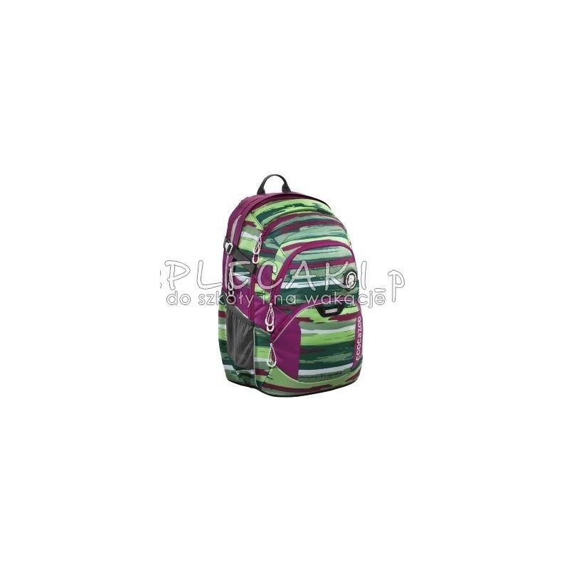 c4ee3d576dbc3 ... Plecak szkolny Bartik - Coocazoo JobJobber 2 - zielony splot - modne  plecaki najwyższej jakości