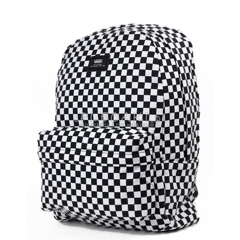 Plecak Old Skool II Backpack Vans (czarna szachownica