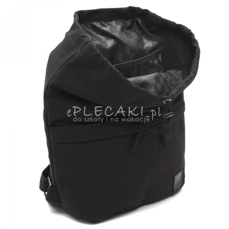 aa2aaebeebb06 Plecak vintage Vans Lakeside Black czarny