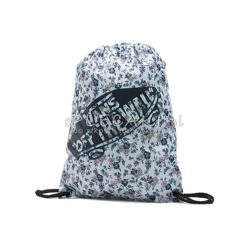 e1966c48db7e9 Worek / plecak na sznurkach Vans Benched Bag Ditsy