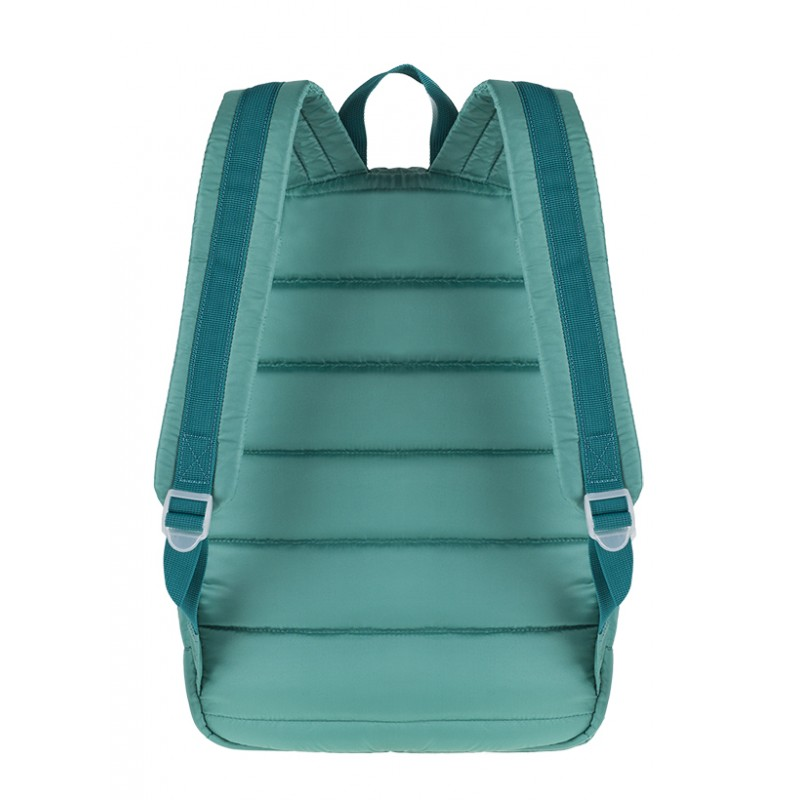 40f96d3ac8cd7e ... Plecak miejski CoolPack CP RUBY GREEN pikowany zielony A105 + GRATIS  puszek pompon, plecak jak