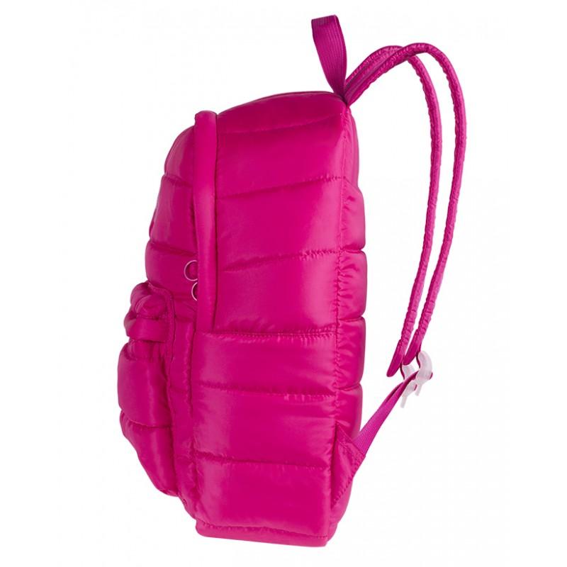 54a89a4ba60ad5 ... CoolPack CP RUBY PINK pikowany różowy A109 + GRATIS pompon zawieszka  puszek, super neonowy różowy ...