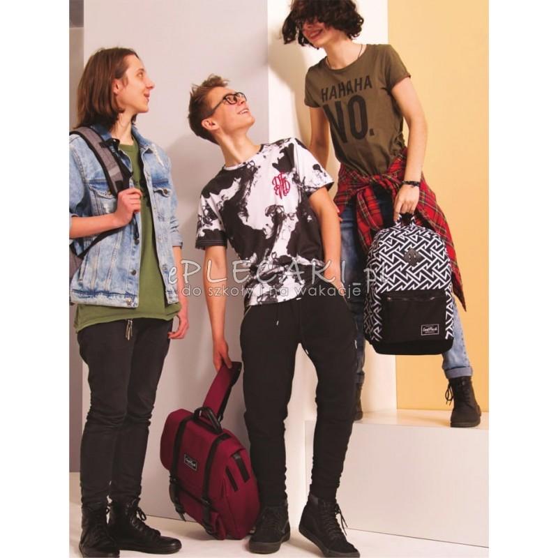 ce79099d8c2d0 ... CoolPack CP TRAFFIC BURGUNDY wiśniowy vintage na laptop - plecak miejski  dla dziewczny, · plecak kostka, plecak a'la kostka, plecak jak kostka, ...