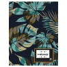 Zeszyt A5 HEAD 60 kartek w kratkę niebieska dżungla HD-179