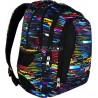 Plecak młodzieżowy ST.RIGHT BETA STRIPES kolorowe paski BP04