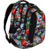 Plecak młodzieżowy ST.RIGHT BOTTLE CAPS kapsle BP04