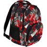 Plecak młodzieżowy 23 ST.RIGHT ST.GRUNGE napisy BP23