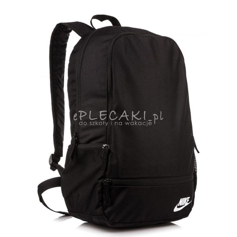 d28eb1aa772c0 Plecak sportowy NIKE Classic North Solid Black czarny
