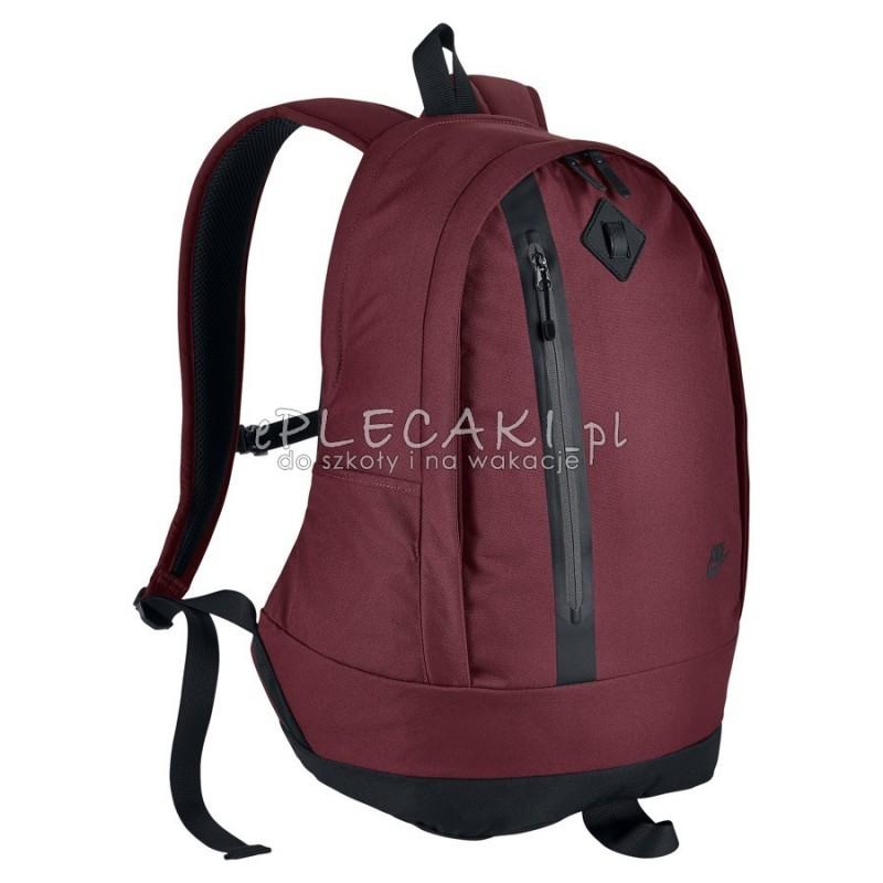 5880f22016176 Plecak sportowy NIKE Cheyenne bordowy dla młodzieży duży do szkoły