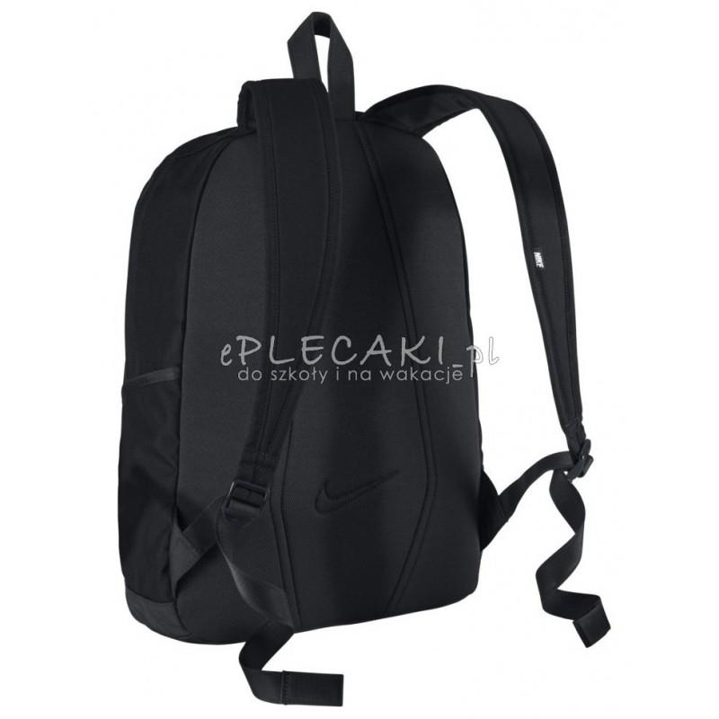 633e4879624c0 Plecak sportowy NIKE All Acces Soleday czarny dla chłopaka
