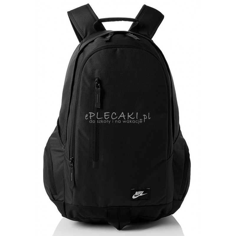 db3c4d8463b94 Plecak sportowy NIKE All Acces Fullfare czarny dla chłopaka