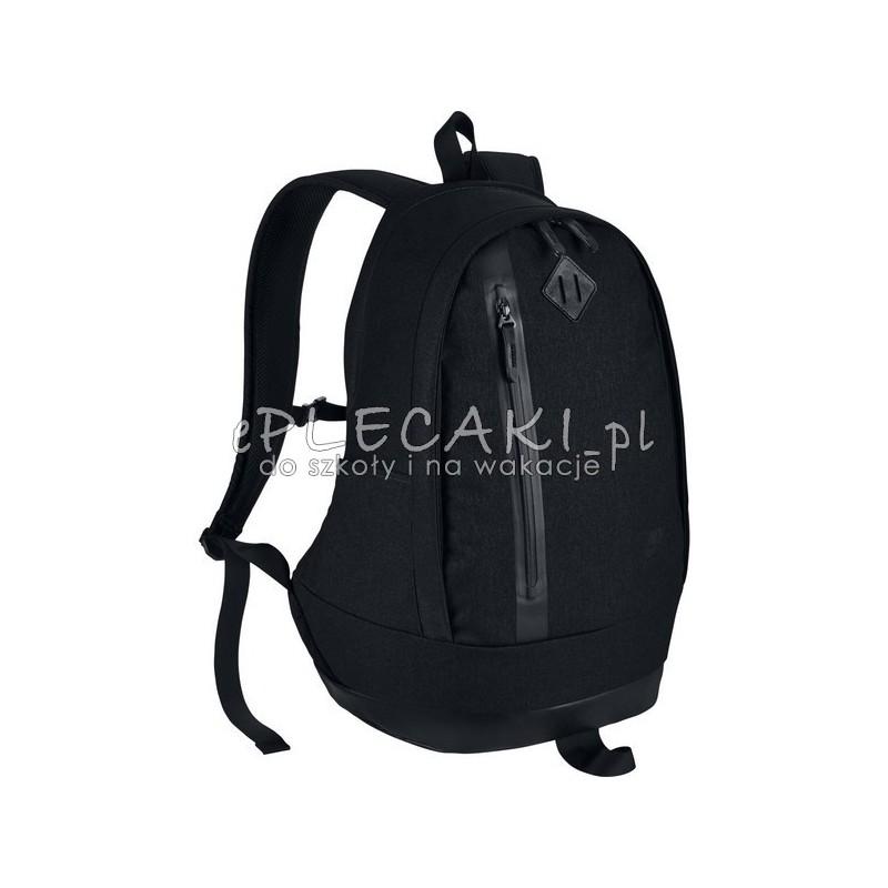 ec80e20c1ff31 Plecak młodzieżowy NIKE Cheyenne 3.0 Premium szkolny czarny na laptop męski
