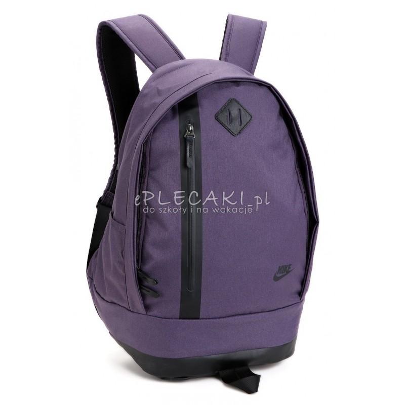 ddf38f7aed6f1 Plecak sportowy NIKE Cheyenne fioletowy dla młodzieży duży do szkoły