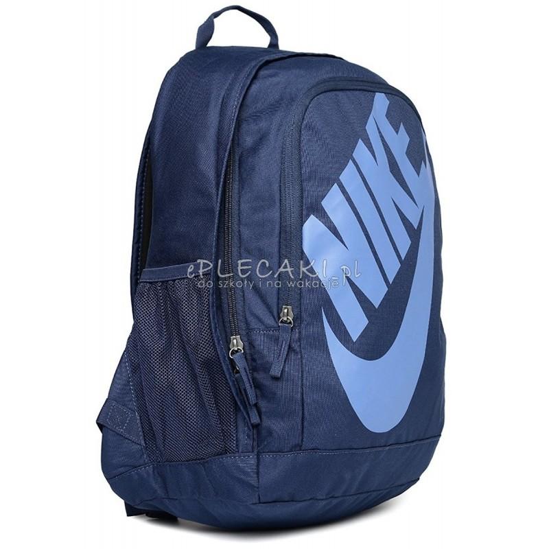 b0dceb969ab97 Plecak sportowy NIKE Hayward Futura 2.0 Navy Blue granatowy duże logo