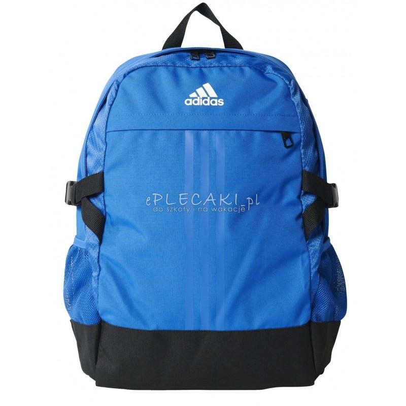 03a71de48ee99 Plecak ADIDAS Backpack Power III M na laptopa niebieski