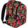Plecak młodzieżowy ST.RIGHT WATERMELON arbuzy BP32