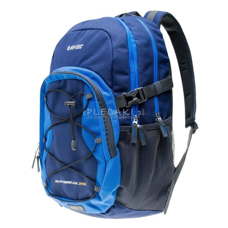 3e3cb8c93b731 Plecak sportowy Hi-Tec Daybreak 25L granatowy na wycieczkę
