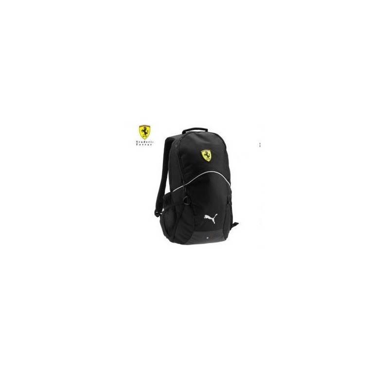 Puma Ferrari Replica Backpack czarny