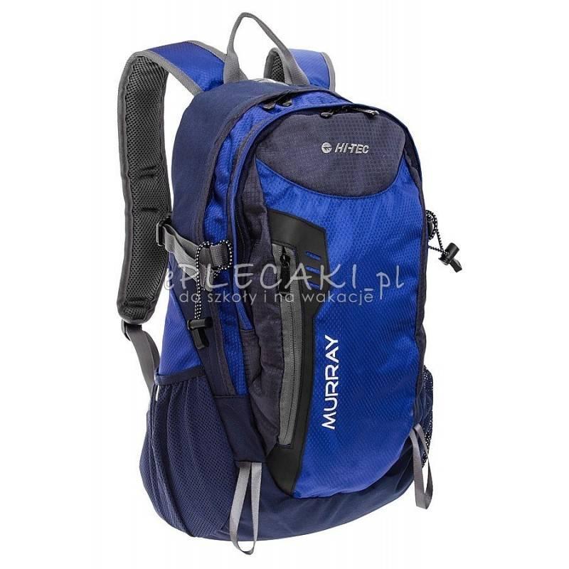 505a783139b1c Plecak turystyczny HI-TEC MURRAY 35 litrów STRONG BLUE / DRESS BLUE /  EXCALIBUR granatowy