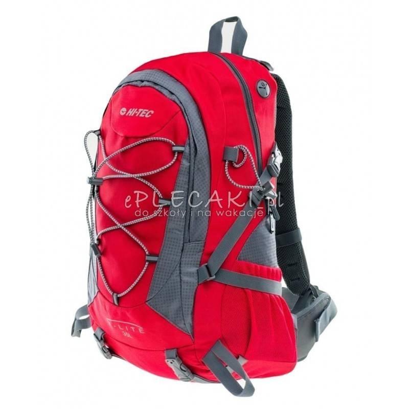 f4330e8708294 Plecak turystyczny HI-TEC ARUBA 35L SKI PATROL / STORM FRONT czerowny