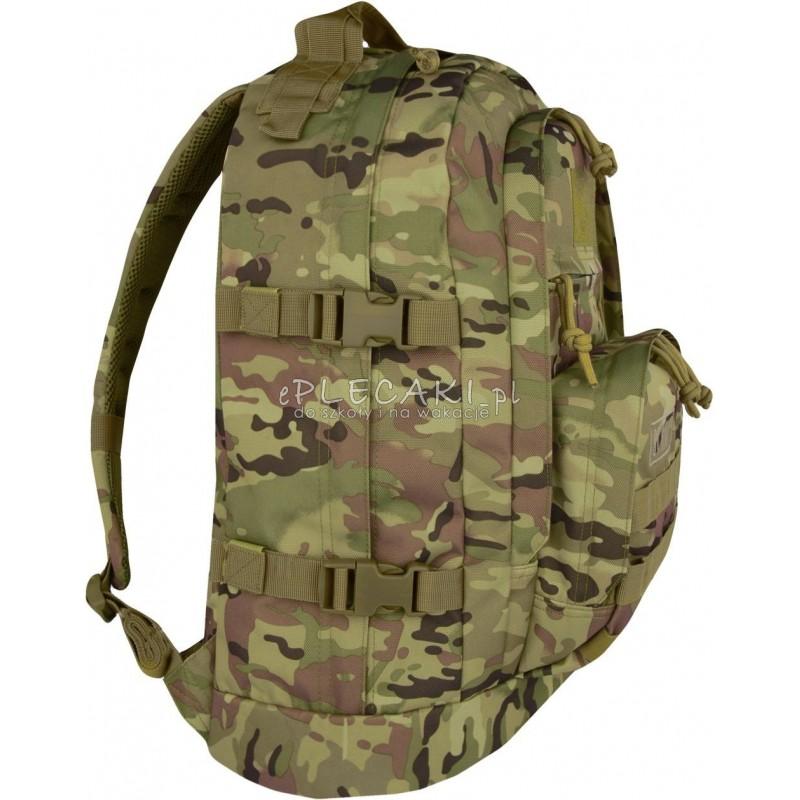 9268acafbcaca MILITARY militarny jasnozielony ST.RIGHT - BP37 - plecak moro, · Plecak 40 l .