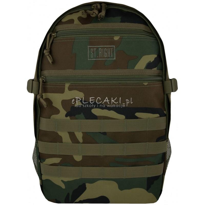 82ca68717c4c4 Plecak 20l MILITARY moro klasyczne, plecak taktyczny, ST.RIGHT BP41 plecak  moro dla