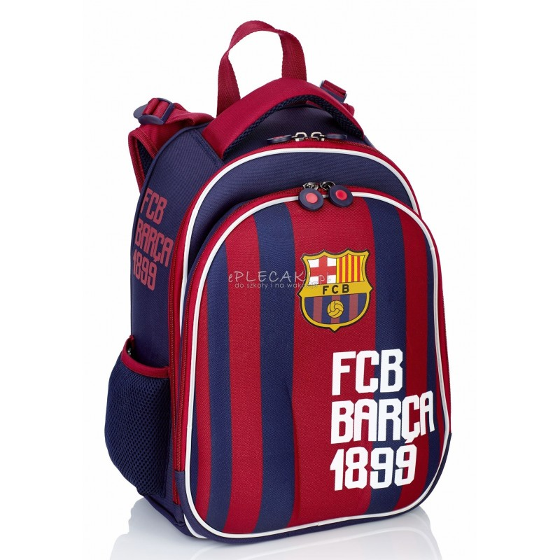 56a1937e97b0e Tornister szkolny FC Barcelona FC-170 Barca plecak ergonomiczny dla chłopca  Barca w paski