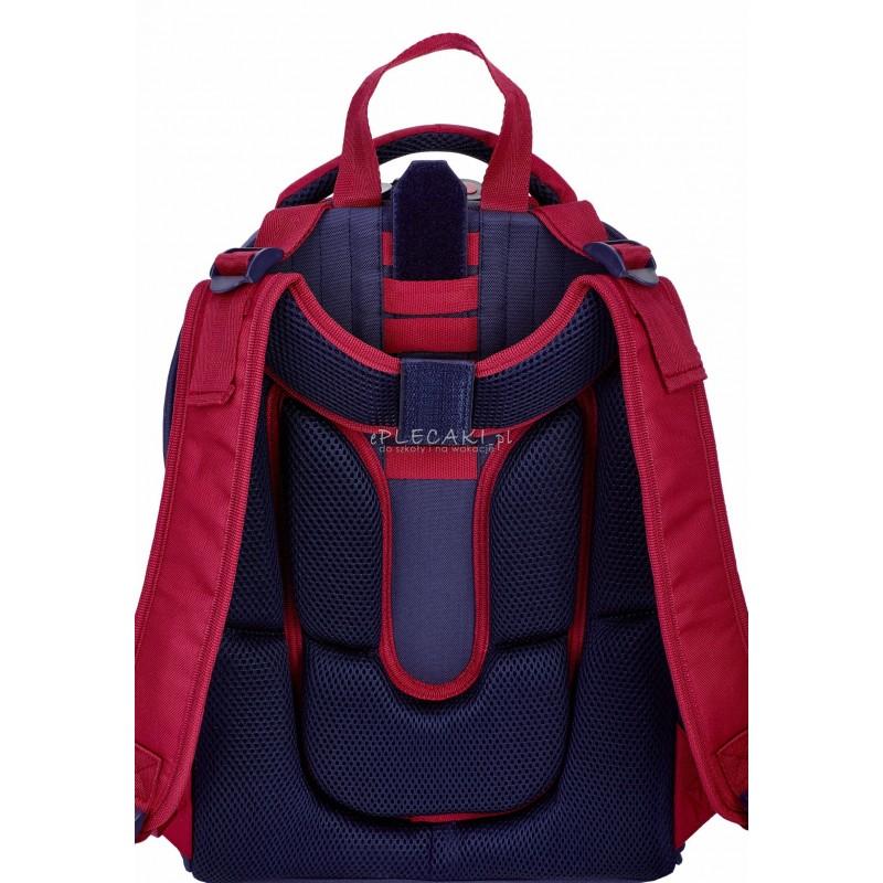 ddcd2f5f38444 ... Tornister szkolny FC Barcelona FC-170 Barca plecak ergonomiczny dla  chłopca Barca w paski ...