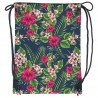 Worek / plecak na sznurkach BackUP FASHION hibiskus A12
