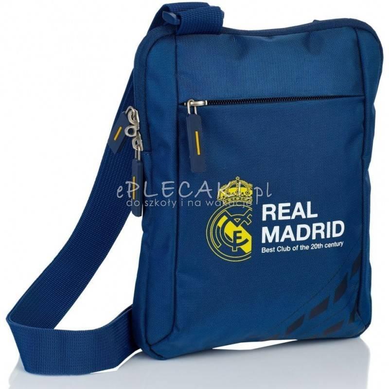 94ba2caa828f8 Torebka na ramię Real Madryt RM-143 dla chłopca na wycieczkę