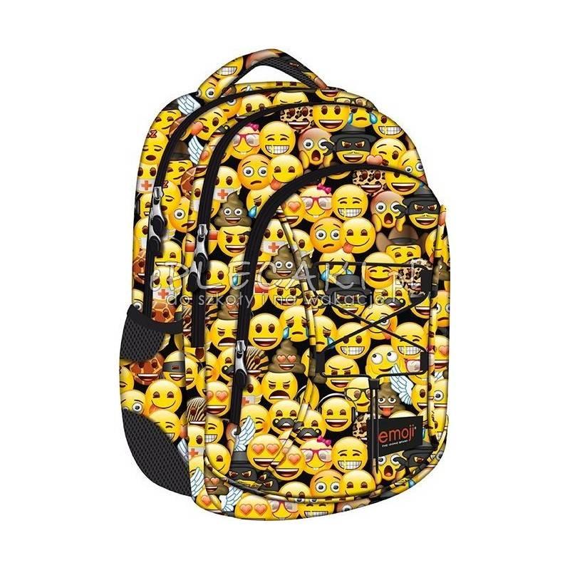 Plecak młodzieżowy EMOJI emotki, emotikony BP32 BACK TO SCHOOL