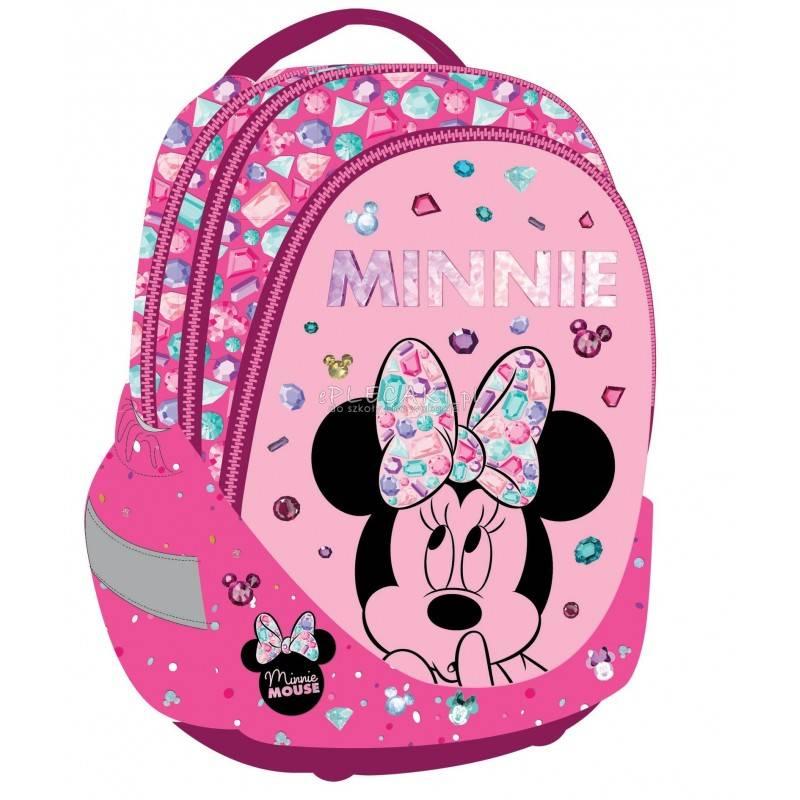 9fea450f8c2a8 Plecak z cekinami Minnie Mouse - zmieniające się cekiny dla dziewczyn
