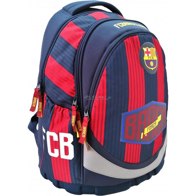 7390ad0f0fd0e Plecak FC Barcelona ergonomiczny do klas 1-4 dla chłopaka